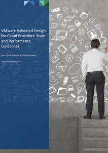 VMware Validated Design (VVD) for Cloud Providers: